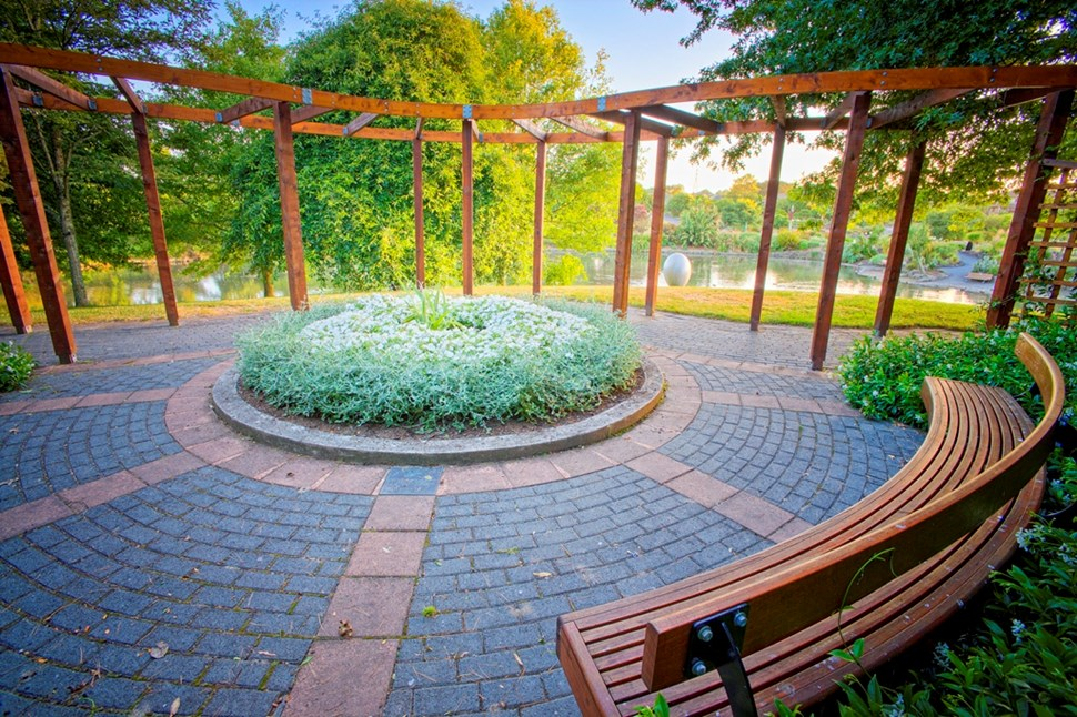 Weddings In The Rock Garden Auckland Botanic Gardens