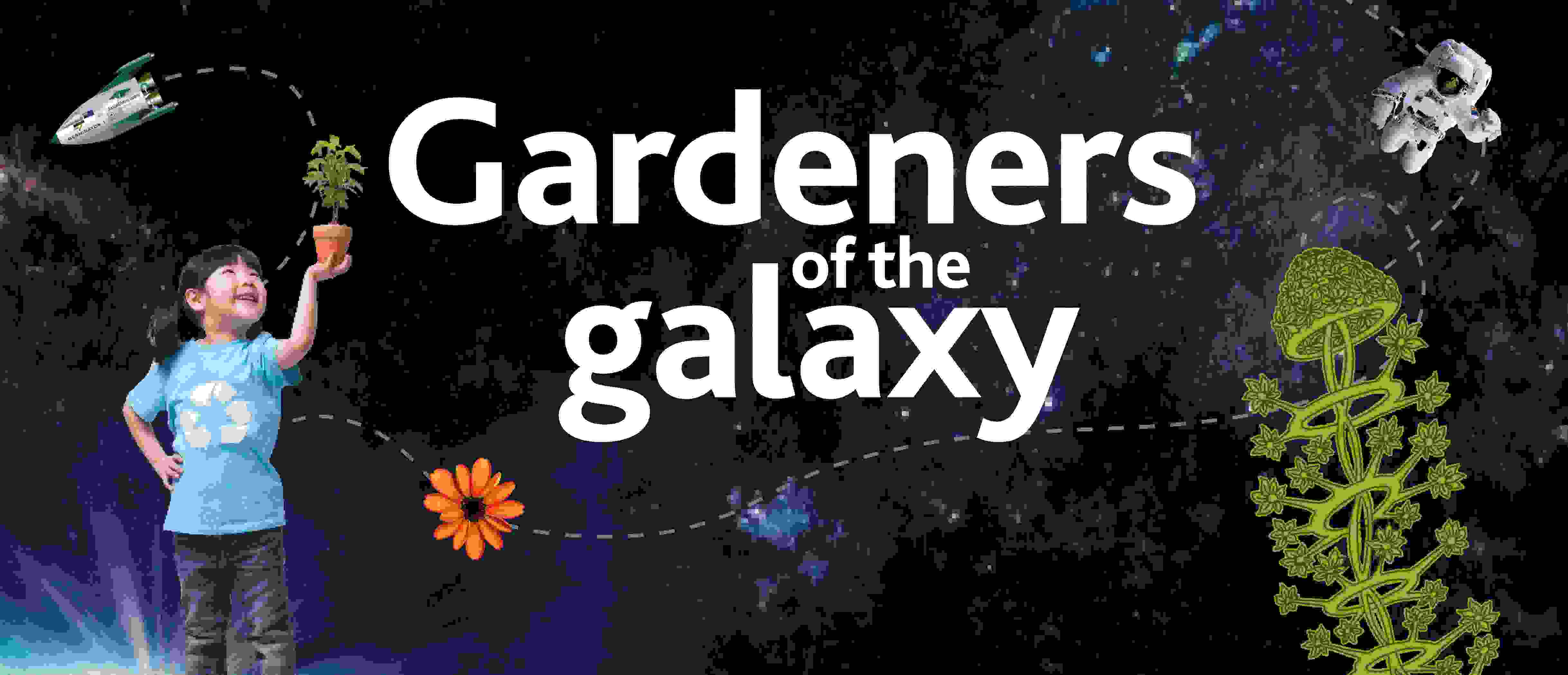 Gardeners of the galaxy image